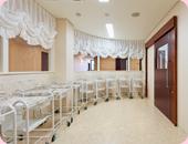 新生児室写真